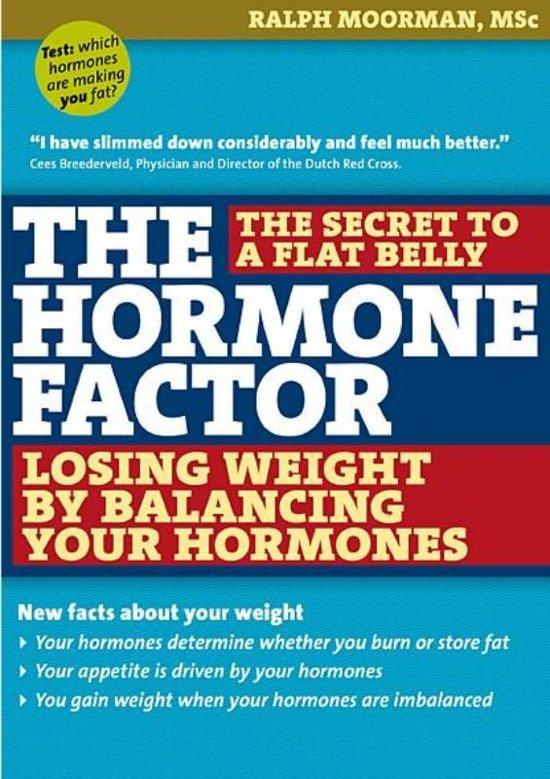 Afbeelding van The Hormone Factor