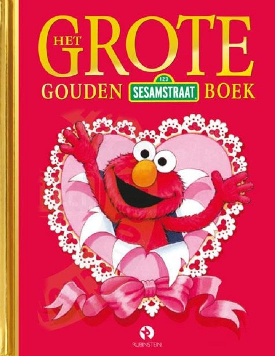 Boek cover Het grote gouden Sesamstraatboek van Constance Allen (Hardcover)