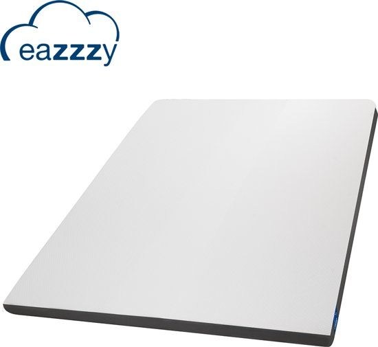 Eazzzy Topdekmatras - 140x200x7cm