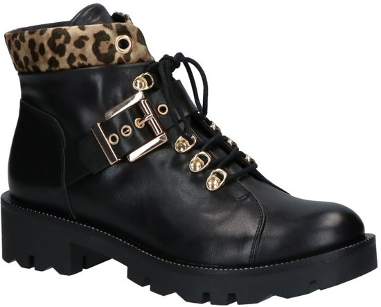 Tosca Blu Studios Diane Zwarte Boots  Dames 38