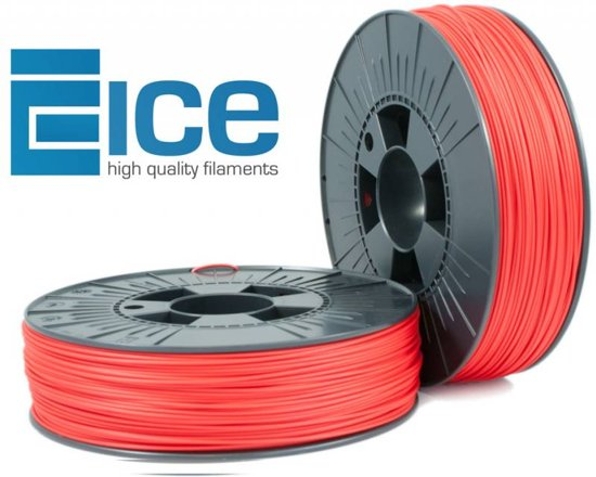 ICE Filaments ICE-hips 'Romantic Red'