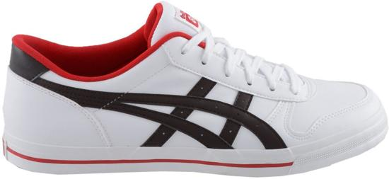 402896a29e9 bol.com | Asics Aaron sneakers - Sneakers - Mannen - Maat 44.5 - Wit