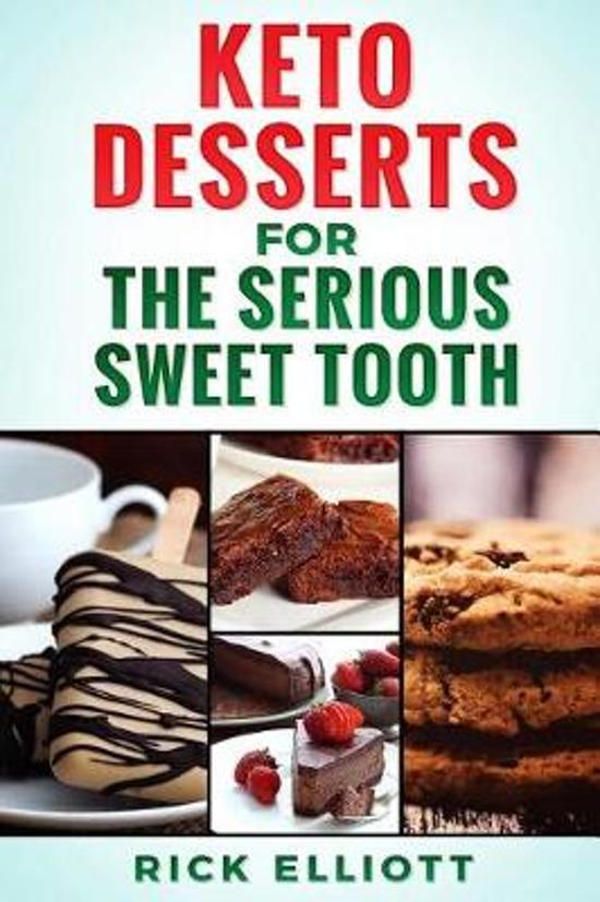 Keto Desserts for the Serious Sweet Tooth