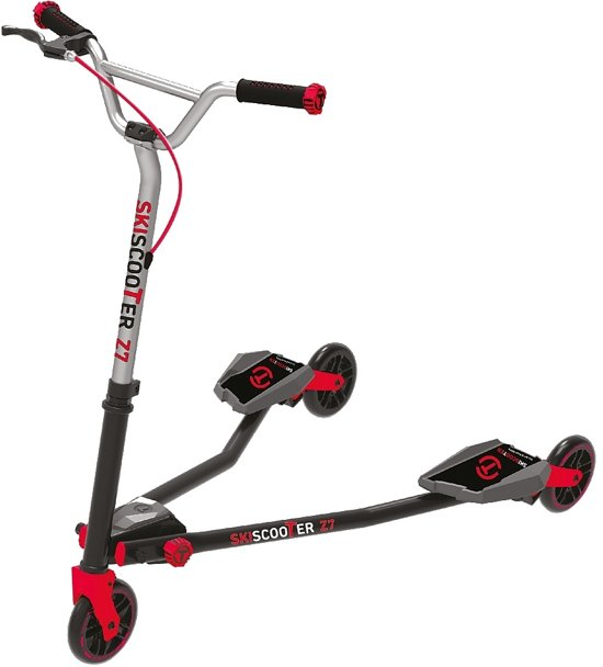 smarTrike Z7 Ski Scooter Step