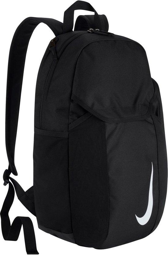 acb85176967 bol.com   Nike Academy Team Backpack - Unisex - Zwart - 30 Liter