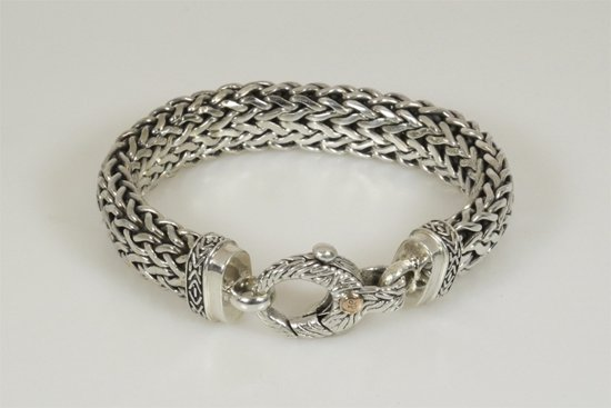 zilveren armband, Snake Chain