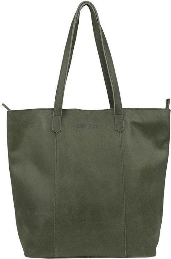 a843e923d19 bol.com   DSTRCT - Exclusieve Shopper - groen