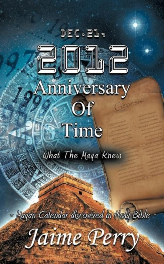 Dec.21, 2012 Anniversary Of Time