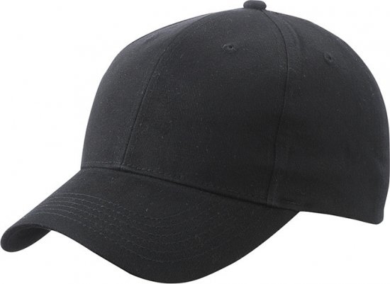 Moodzi Baseball Cap Iconic Black
