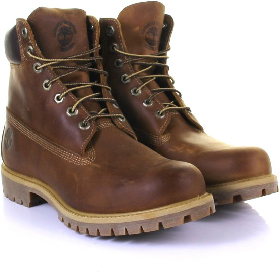 Timberland - 6 Pouces Botte Premium - Chaussures Hommes Solides nVg7iyw