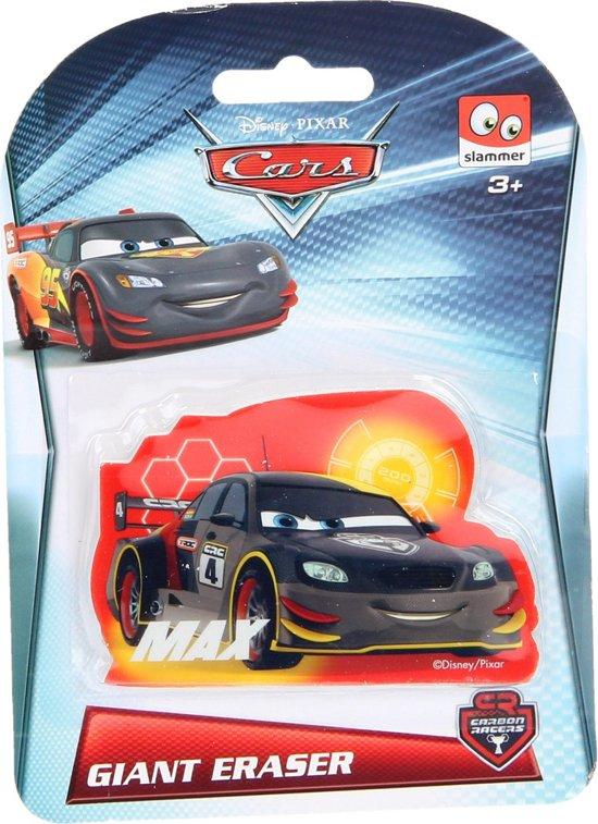 Disney Cars Reuze Gum Max 10 X 6 Cm Zwart