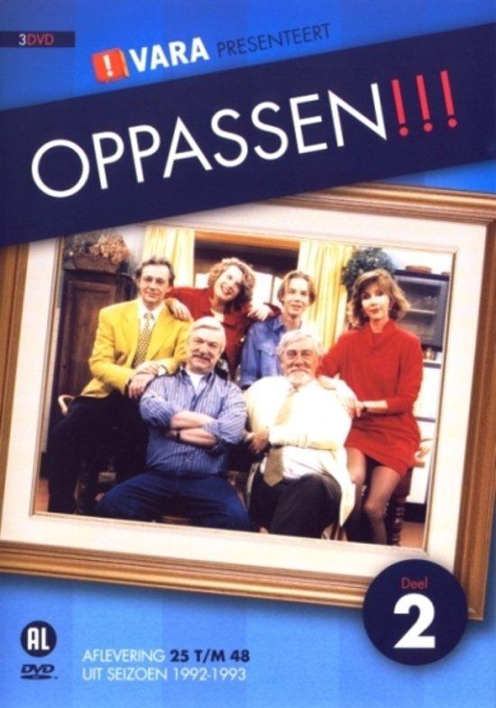 Cover van de film 'Oppassen'