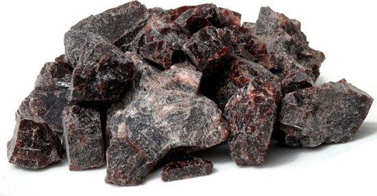 kala namak indiaas zwart zout brokken - 250g
