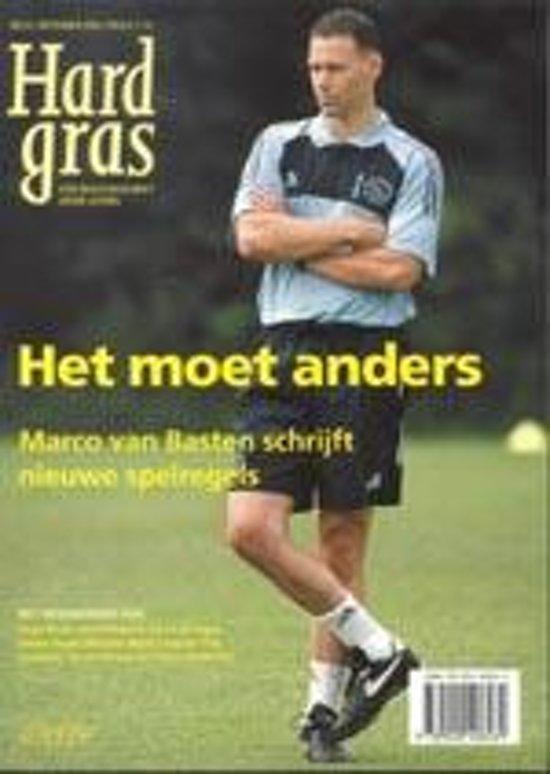 Cover van het boek 'Hard gras / 32'