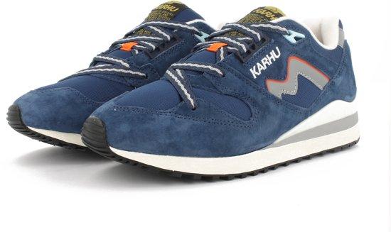 3c6662586ef bol.com   Karhu Synchron Classic F802514 - Sneakers - Unisex - Blauw ...