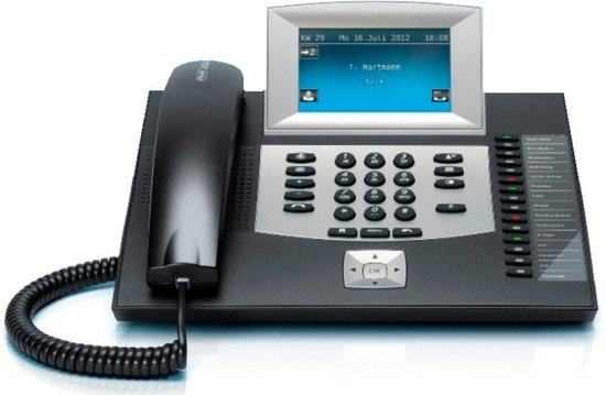 AUERSWALD telefoon COMfortel 2600 IP zwart