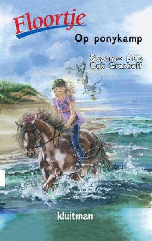 Dyslexie boeken Floortje op ponykamp