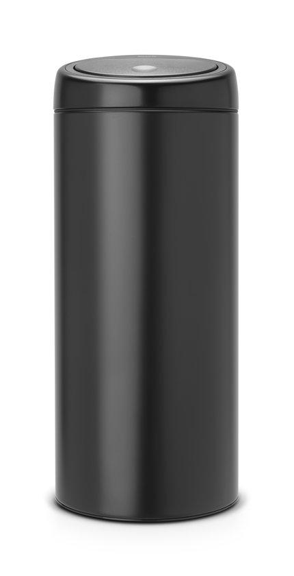 Brabantia Prullenbak Goedkoop.Brabantia Touch Bin Prullenbak 30 L Zwart