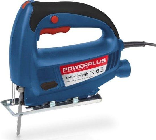 Decoupeerzaag elektrisch PowerPlus 500 WATT -/-50%