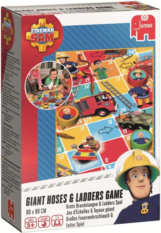 Afbeelding van het spel Brandweerman Sam Vloerspel