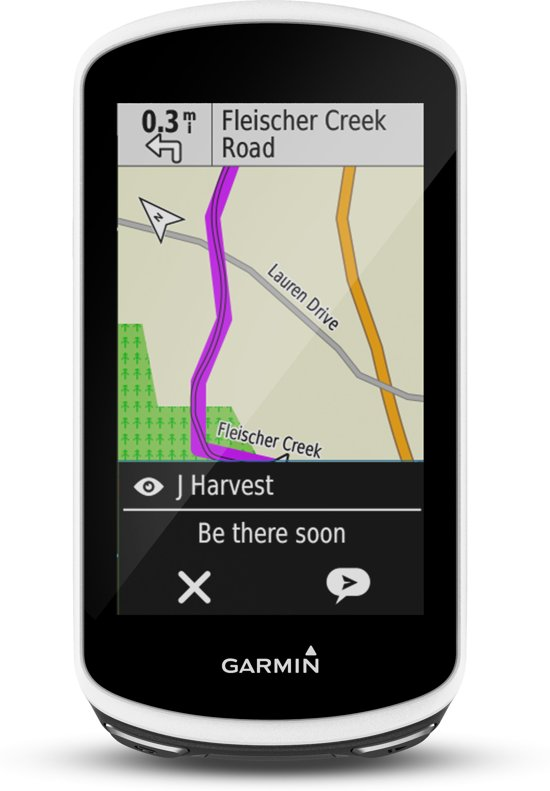Garmin Edge 1030 - Fietscomputer