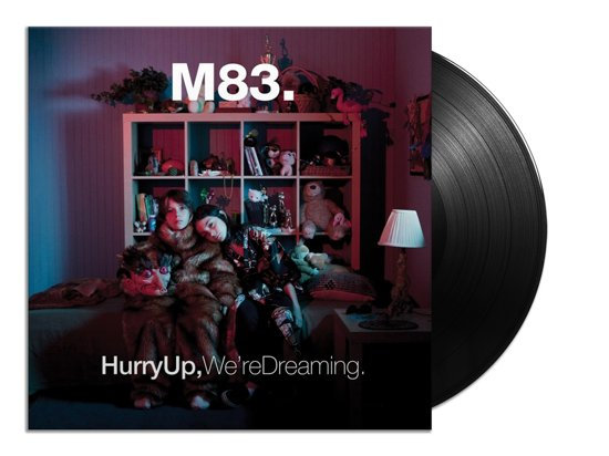 Hurry Up, We're Dreaming (LP)