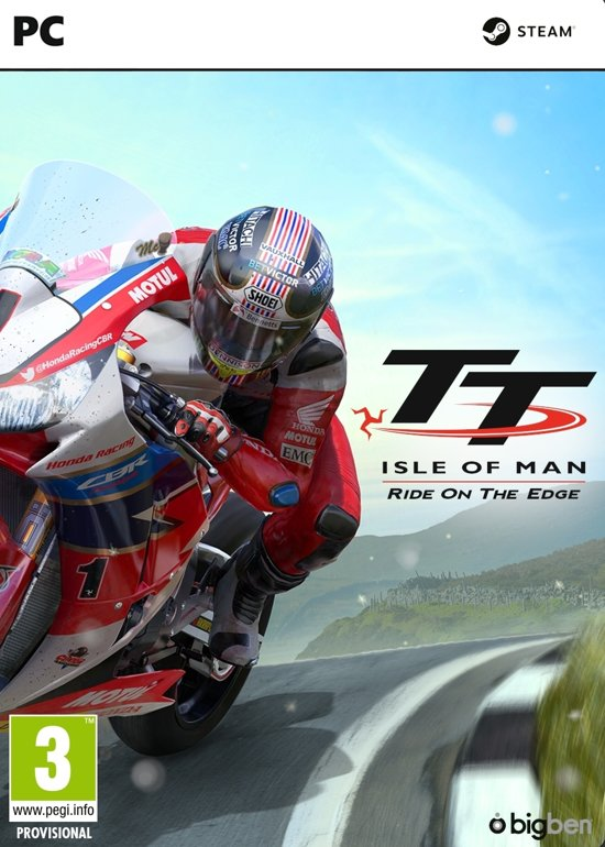 TT Isle of Man: Ride on the Edge PC