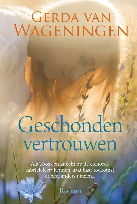 Boek cover Geschonden vertrouwen van Gerda van Wageningen (Hardcover)