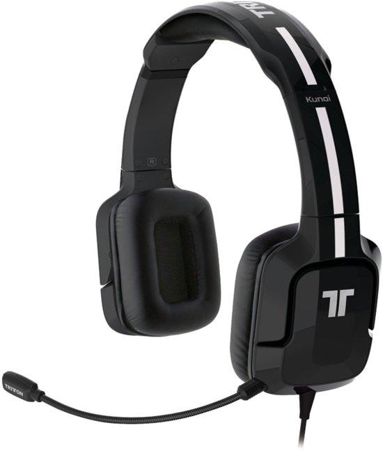 Tritton Kunai Stereo Headset Zwart PS3 + PS4 + PS Vita