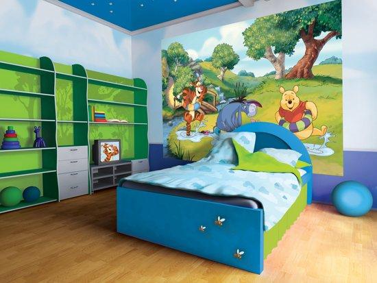 REINDERS Winnie the Pooh - Fotobehang - 184x254cm