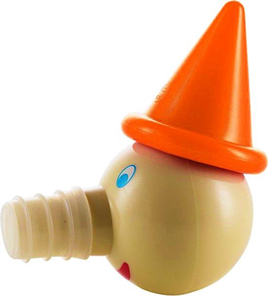 E-my Monello - Wijnstopper - Oranje