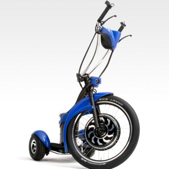 Wonderbaar bol.com | GoParts QUGO electrische 3-wieler op kenteken, 25km/u XQ-24