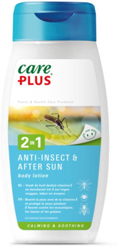 2in1 Anti-Insect & After Sun body lotion - 150 ml