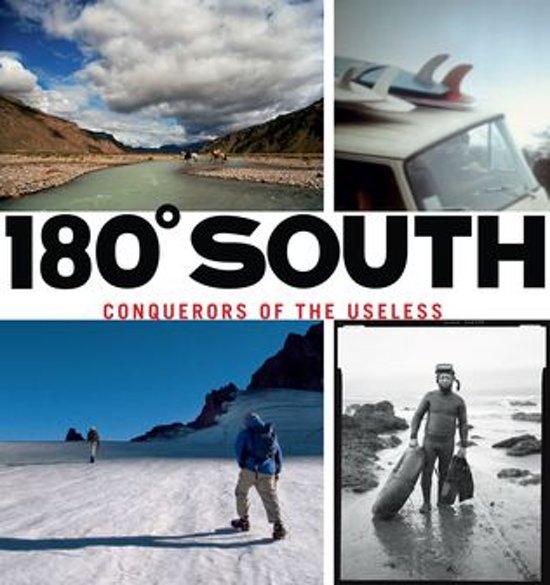Boek cover 180° South van Yvon Chouinard (Onbekend)