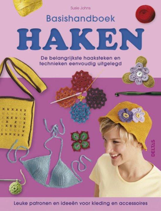 Bolcom Basishandboek Haken Susie Johns 9789044732146 Boeken