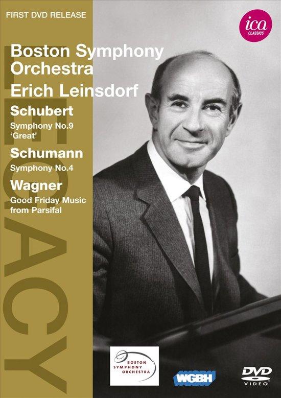 Boston Symphony Orch - Symphony No.9/Symphony No.4/Good Fr