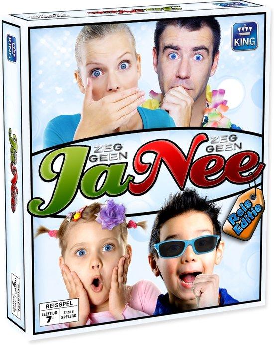 Afbeelding van het spel Zeg geen Ja, Zeg geen Nee Reis Editie
