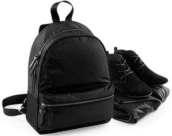 Bagbase Onyx mini backpack, Kleur Zwart