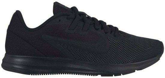 Nike Downshifter 9 Sportschoenen - Maat 38.5 - Unisex - zwart