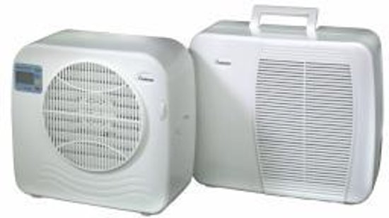 Eur-mac AC 2400 - Mobiele Airco - Wit