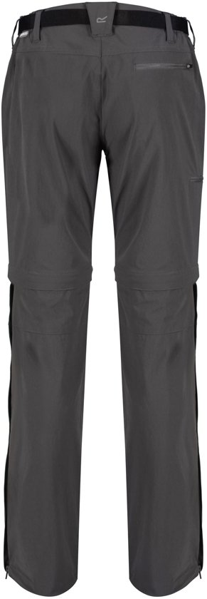 Regatta Xert Z/O  II Outdoorbroek - Dames - Grijs