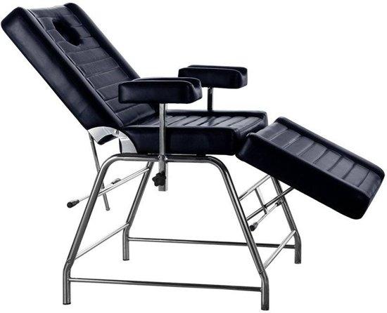 Mega Beauty Shop Tattoo Stoel Behandelstoel Verstelbaar Voor Profesioneel Gebruik