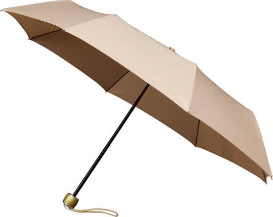 miniMAX Windproof Paraplu - Ø 100 cm - Beige