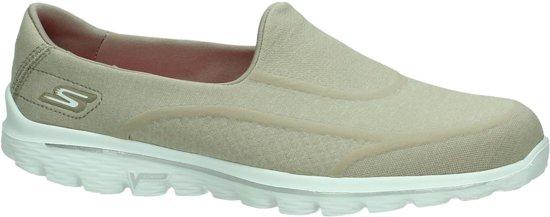 Skechers 13947 Sneakers Dames Maat 41 Beige