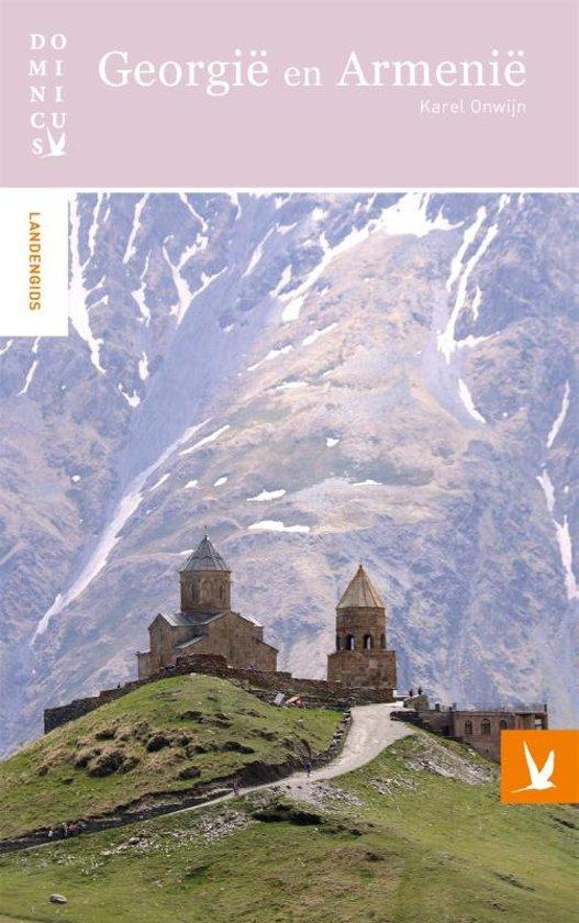 Dominicus landengids - Georgië en Armenië cover