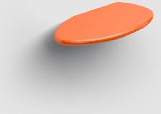 Planchet Clou Cliff 21x11.2x4cm Keramiek Oranje
