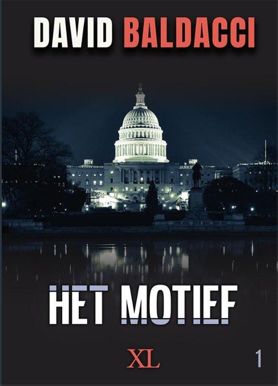 Boekomslag voor Het motief
