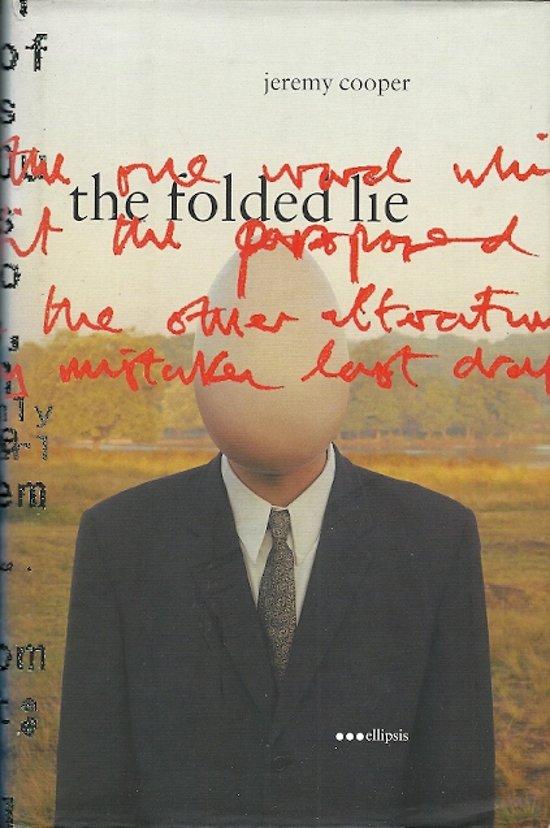 Image result for Jeremy Cooper, The Folded Lie,