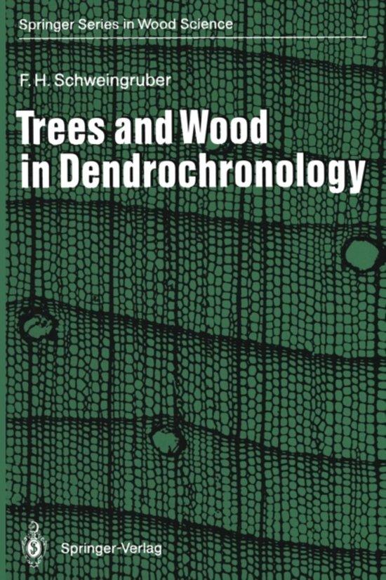 Dendrochronology van boom ring dating
