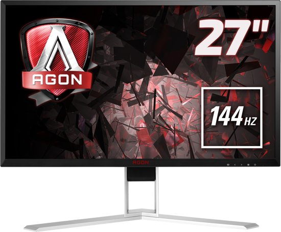 AOC AGON AG271QX - WQHD Gaming Monitor (144 Hz)